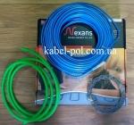 Теплый пол | Кабель нагревательный двужильный Nexans TXLP/2R 840Вт, 17Вт/м