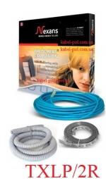 Двухжильный кабель nexans TXLP/2R 200 Вт