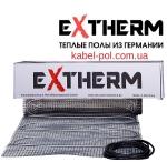 Двухжильный мат Extherm ET ECO 0,5 м²
