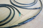 Комплект муфт и работа на саморегулирующийся нагревательный кабель