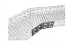 Соединитель угловой 100 мм PlechoFLEX