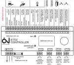 Терморегулятор OJ Electronics ETO2 - 4550 схема