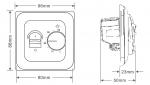 Терморегулятор механический