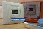 terneo st unic цифровой терморегулятор слоновая кость.