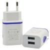 Зарядное - устройство USB 2 Порта - 2.1A
