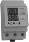 Однофазное реле напряжения ADC-0110-40
