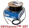 DEVIsnow 30T 150 Вт двужильный нагревательный кабель