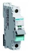 Автоматический выключатель-Hager NCN116 In=16 А, 1п, С, 10 kA, 1м