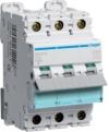 Автоматический выключатель-Hager NDN316 In=16 А, 3п, D, 10 kA, 3м