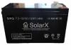 Гелевый аккумулятор SolarX SXG 7,5- 12 (12V 7,5 Ah)