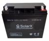 Аккумуляторная батарея SolarX SXA 18-12 (технология AGM)