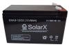 Аккумуляторная батарея SolarX SXA 9-12 (технология AGM)