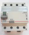 Дифавтомат-Zuver DXLE-65. 25A. 30mA. 4P. 6kA. AC.