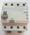 Дифавтомат-Zuver DXLE-66. 40A. 30mA. 4P. 6kA. AC.