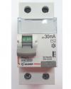 Дифавтомат-Zuver DXLE-63. 40A. 30mA. 2P. 6kA. AC.