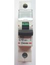 Автоматический выключатель Zuver  DX-63. 1P. 10A. 6kA. AC.