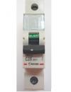 Автоматический выключатель Zuver  DX-63. 1P. 25A. 6kA. AC.