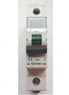 Автоматический выключатель Zuver  DX-63. 1P. 6A. 6kA. AC.