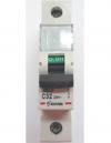 Автоматический выключатель Zuver  DX-63. 1P. 32A. 6kA. AC.