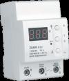 Однофазное реле напряжения с термозащитой ZUBR D32t