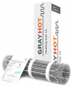 GrayHot-мат/92Вт-0.6 м.кв.