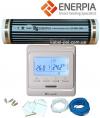 Комплект Enerpia с программируемым терморегулятором Castle М6.716 - 1м²