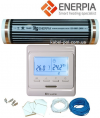 Комплект Enerpia с программируемым терморегулятором Castle М6.716 - 2м²