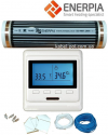Комплект Enerpia с программируемым терморегулятором Castle - 2м²
