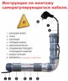 Саморегулирующий отрезной кабель LSR 40 CR