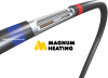 Нагревательный кабель MAGNUM 30 - 300 Вт.