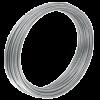 Проволока алюминиевая в ПВХ покрытии AL ø 8 мм KovoFlex.