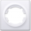 Рамка OneKeyElectro Florence одинарная, белая 1E52101300