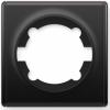 Рамка OneKeyElectro Florence одинарная, черная 1E52101303