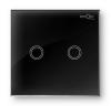 Вимикач сенсорний Profi therm 2TP, Elegant Black