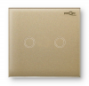 Вимикач сенсорний Profi therm 2TP, Pure Gold