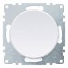 Выключатель OneKeyElectro Florence одинарный, белый 1E31301300