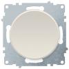 Выключатель OneKeyElectro Florence одинарный, бежевый 1E31301301