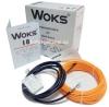 Двухжильный кабель Woks-18-100Вт